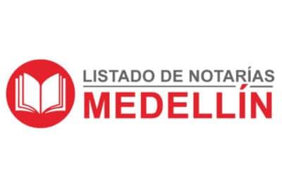 Notarías en Medellín